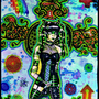 Cyber Hallucinogens by SpookyCrypt