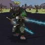 Blade Mastah by BluDragoon