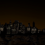 City at Night by Akle