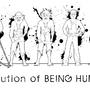 Evolution by Oye-LKY