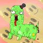 Dat Green Beast by EvilNassu