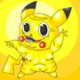 Pikachu by EvilNassu