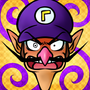 WALUIGI TIME by Ktullanyx