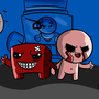 The binding of super isaac boy