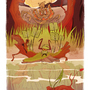 Be Careful Little Mossgod by DirkErik-Schulz