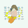 Paper Traveler by KarylAnne