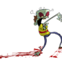 Zombie with a polo