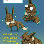 Eevee: PokeDesign Challenge by Sabtastic