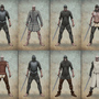 Armor Variations