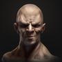 Bald Dude by tlishman