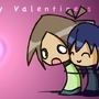 Chibi Valentines by AnDrew19787