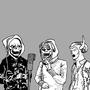 The Villains by Rajimann