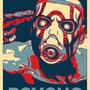 Psycho-Borderlands (Fairey) by Doktor-Pony