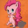 Chibi Pinkie by draneas