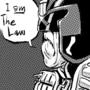 Judge Dredd by Endiment