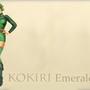 Kokiri Emeralds by unttin7