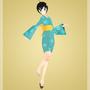 Tsukihi by nightFlarer