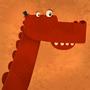 Gentleman Dinosaur by Brown-Pants