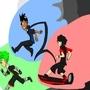 The three Heros by plasmatic0