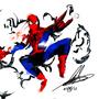 Your neighbourhood spiderman by tatsumaru7