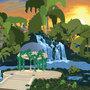 Tropical Garden by Tyton89