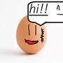 Egg by jonatha