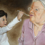 Commission work - Oil Painting by DonStracci