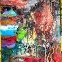 Cosmic Collision by Popecornclock