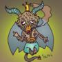 BAPHOMET by themc-art