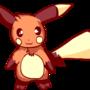 Pikachu-Raichu coloured by SuperChick