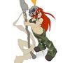 Spear by Cenaf