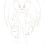 Sonic 02 by fullmetalchaz