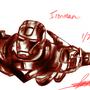 Ironman by tatsumaru7