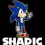 Shadic the Hedehog by Oskarmandude