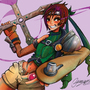 Womanly Yuffie