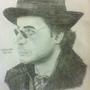 Sherlock Holmes Portrait