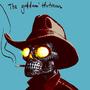 The Goddamn Hatman by Endiment