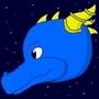 Blue Dragon by InanimateMadness