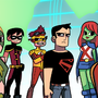 Young Justice vs the World by StevRayBro