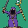 Magicka Wizard by ColonelMagus