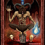 XV The Devil by FASSLAYER