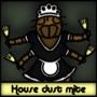 House dust mite by RazorShader