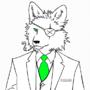 Mister Fox by BlueIsDead