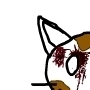 Zombie Cat by abbuw
