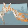 Fish girl by Cenaf