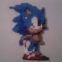 Sonic the Beadhog by Kairos