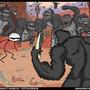 J. Rocketfingers 3: Monkeys by vastcool