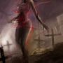 zombie maiden by FASSLAYER