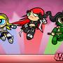 LoL Power Puff Girls by Flashnet