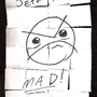 Jeff = >:( by AlmightyHans